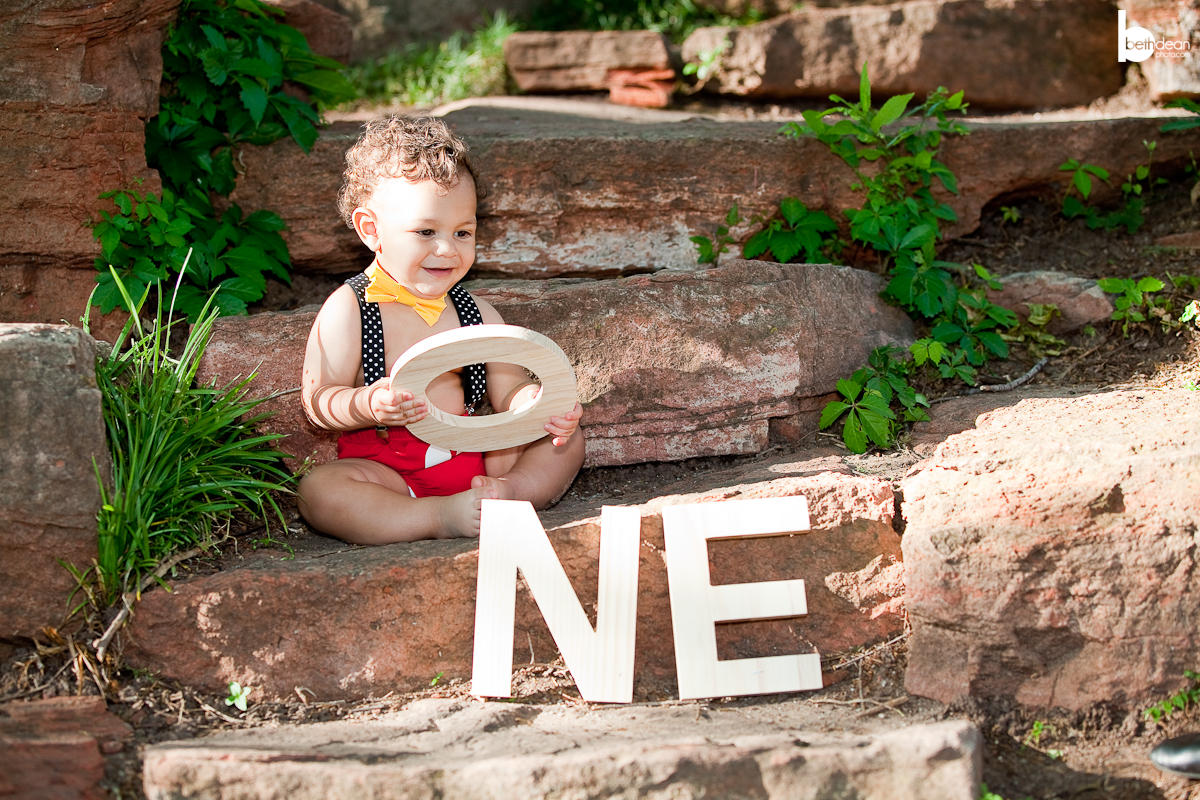 Beth Dean Photography - Baby's First Birthday